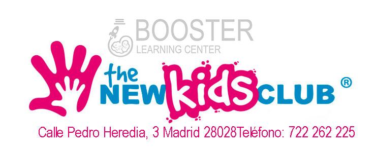 Logo de New Kids Club de Clases y cursos de inglés para niños en Madrid Calle Pedro Heredia 3
