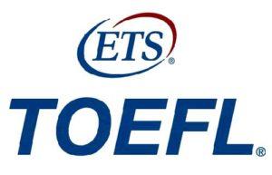 logo del examen de inglés TOEFL
