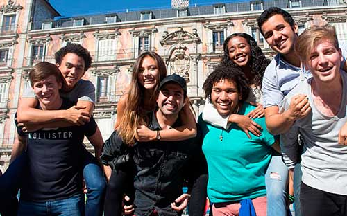 Spanish classes and courses for foreigners