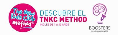 logo de clases de inglés para niños de 2 a 13 años en Madrid